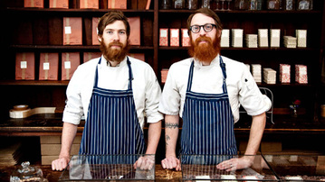 Michael and Rick Mast of Mast Brothers Chocolate