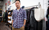 Daiki Suzuki of Engineered Garments