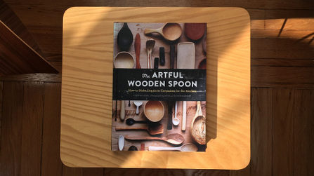 The Artful Wooden Spoon: How to Make Exquisite Keepsakes for the Kitchen from Chronicle Books